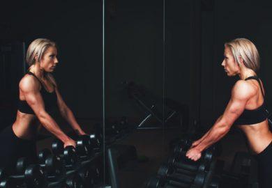 Przetrenowanie na siłowni